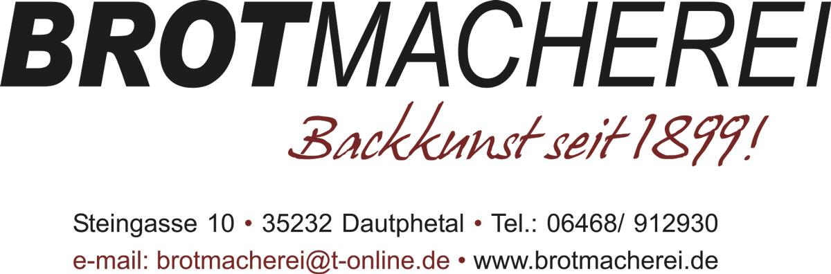 Brotmacherei-Bäckerei-Leinweber
