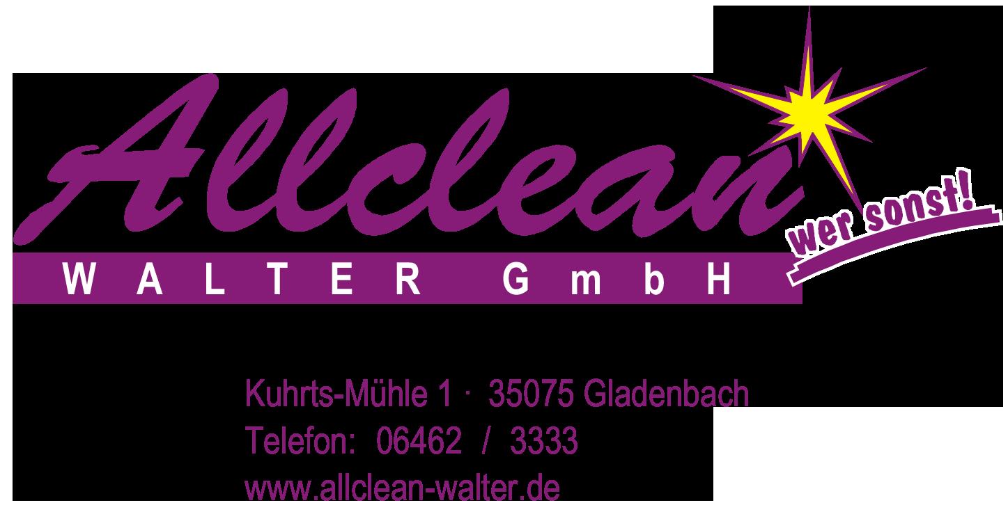 Anzeige-Allclean