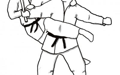 Abschied und Neuerung in der Jiu Jitsu Abteiluing