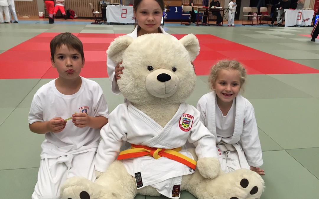 2. Jelly Bears-Trophy in Dillenburg