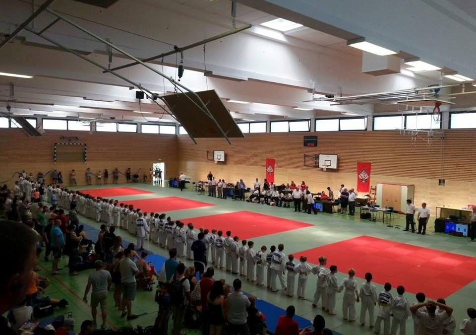 Hessische Einzelmeisterschaften der U10 in Petersberg
