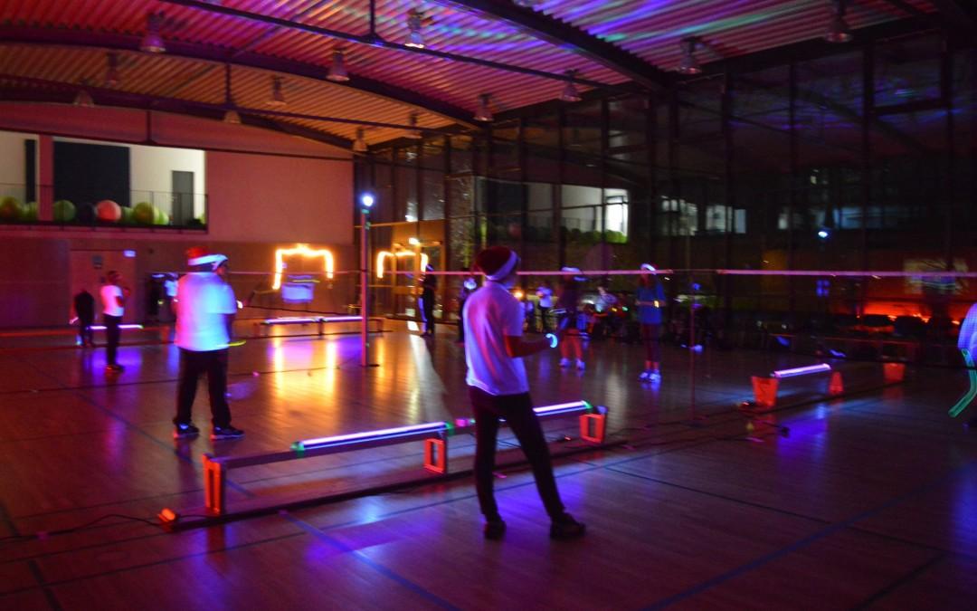 Badminton – BLACK LIGHT NIGHT am 11.12.2015