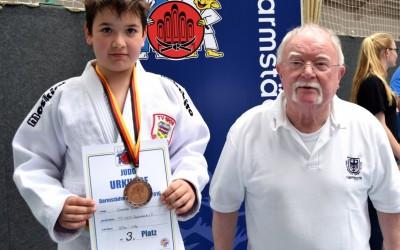 Judo Heiner Cup in Darmstadt mit über 400 Kämpfern
