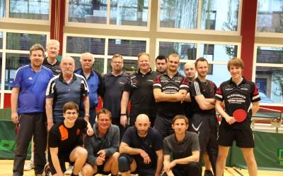 Tischtennis Vereinsmeisterschaft 2016
