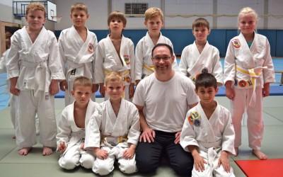 Judo Anfängerturnier Jelly Bears Trophy