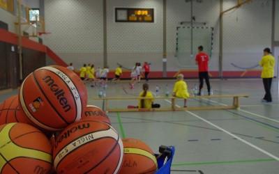 Die Liga der Kleinen ganz groß // Erste Basketball Grundschulliga in Gladenbach