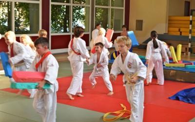 Judo-Camp 2016