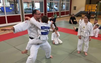 """Jahresabschluss der """"Judo spielend lernen -Gruppe"""""""
