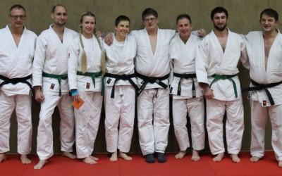 Landesprüfung Hessen Jiu Jitsu in Seelheim Jugenheim am 10.12.2016