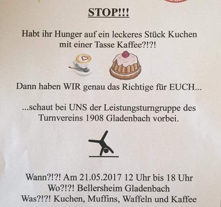 Kaffee und Kuchen am Sonntag auf der Automobilausstellung – Bellersheim