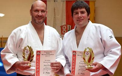 Judo Hessenmeister in Koshikino Kata stellt der TVG