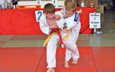 Judo Big Bärchenpokal Hünfelden