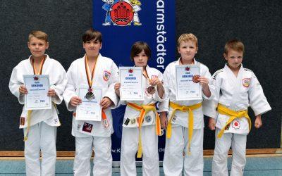TVG Judoka erfolgreich auf Heiner Cup