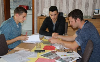 Cüneyt Uzuncam ist der erste FSJler der Basketball-Abteilung…