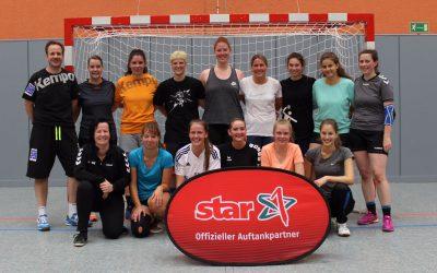 Handball: Trainingslager der Damen und Herren mit THW Kiel