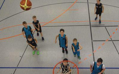 Baskets-Miniturnier feiert zehnten Geburtstag