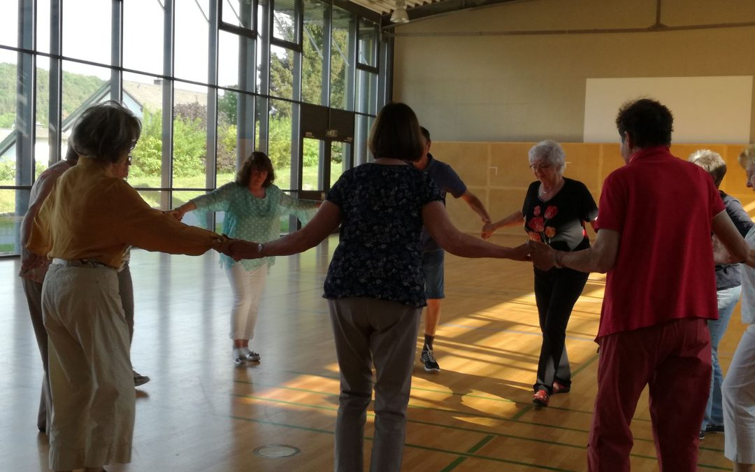 Tanzkreis auf Erfolgskurs