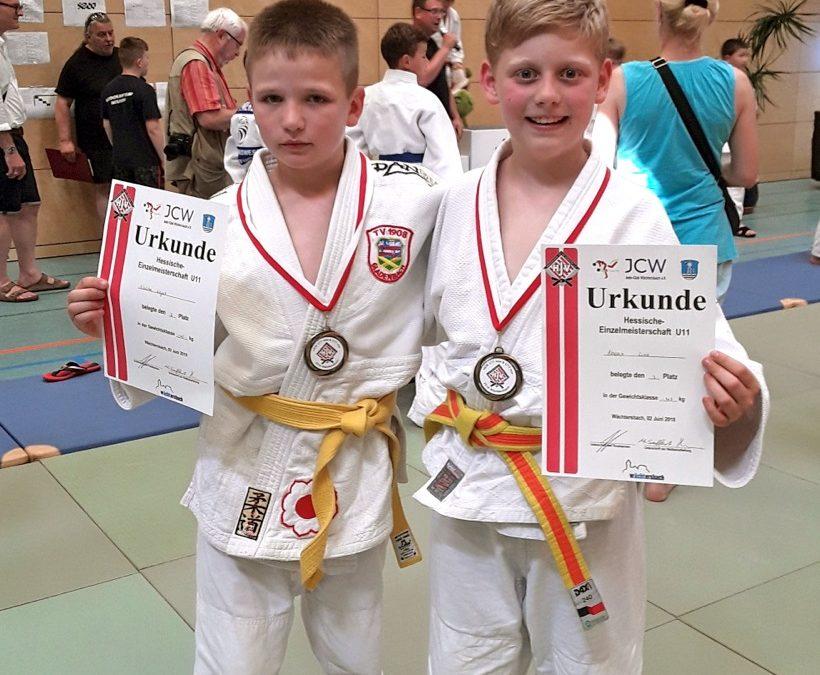 Judo Hessenmeisterschaft U11 und U13
