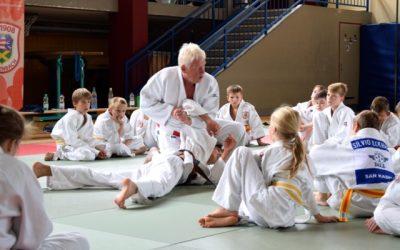 Jubiläumsfeier 50 Jahre Judo Gladenbach