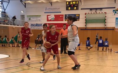 U12 Turnier in Marburg