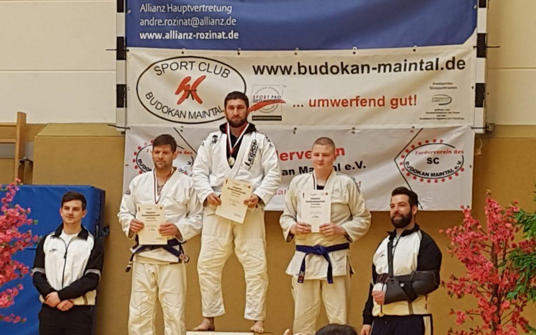 Hessenmeisterschaft Ju Jutsu / BJJ