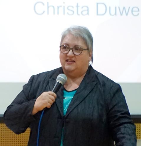 Christa Duwe
