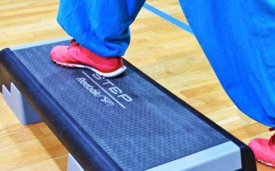 Aerobic Step/Fatburnerstep und FunTone® das neue Bauch, Beine, Po Programm jeden Mittwoch in der Kulturhalle
