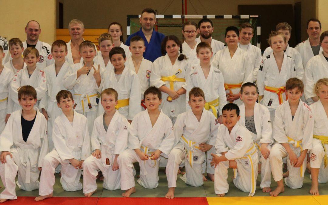 Landestechniklehrgang Kinder in Gladenbach