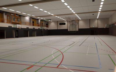 Sporthallen vom Landkreis wieder freigegeben. Training kann mit Hygienekonzept starten.